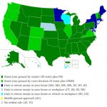 State laws on self defense