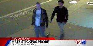 WPRI image of hate sticker suspects