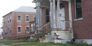 Zambarano Hospital deteriorating