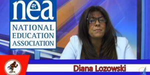 Diana Lozowski on Rhody Reporter