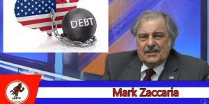Mark Zaccaria talks debt on Rhody Reporter