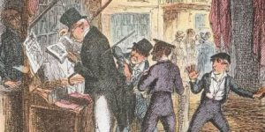 Pickpocketing in Oliver Twist