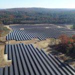 Solar farm in North Smithfield