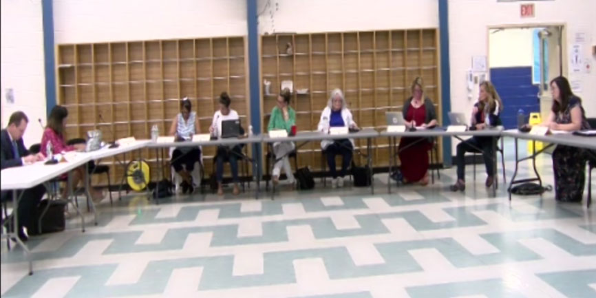 South Kingstown School Committee discusses lawsuit