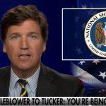 Tucker Carlson reports NSA spying