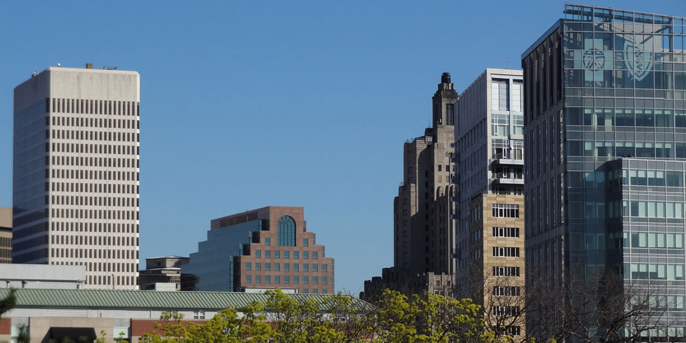 Buildings in Providence