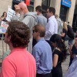 Prolife prayer in NYC