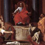 Nicholas Poissin, The Judgment of Solomon