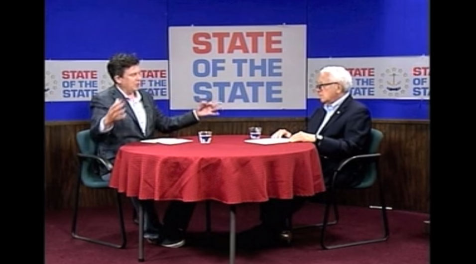 Richard August & Derek Amey on State of the State