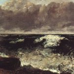 Gustave Courbet's The Stormy Sea (The Wave)