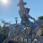 Pawtucket William Blackstone statue