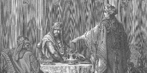 Esther accuses Haman