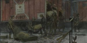 Ivan Vladimirov's Night Robbery of Humanitarian Aid