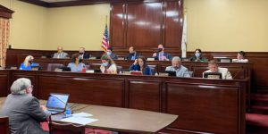 Rhode Island General Assembly redistricting commission 09/09/21