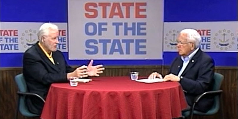 Mike Stenhouse and Richard August on State of the State 9/27/21