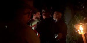 Arrest of Tyler Bonin