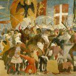 Piero Della Francesca, Battle Between Heraclius and Chosroes
