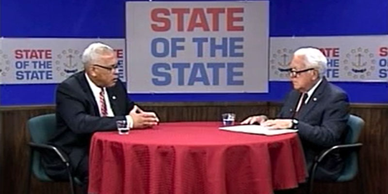 Allan Waters joins Richard August on State of the State